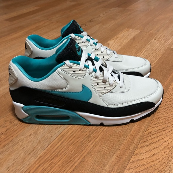 a5b36c2767ce Nike - Air Max 90 Essential - Sport Turquoise